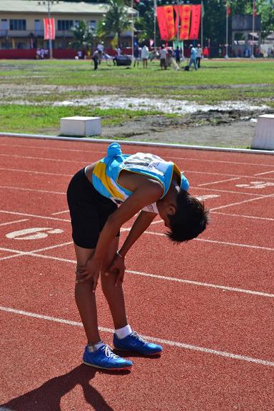 race, running, track, runner