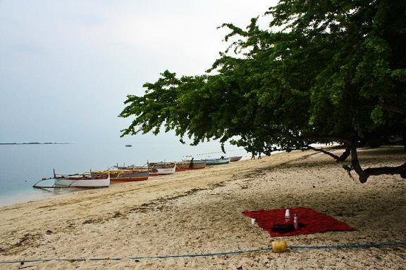 shore, beach, boats, picnic, sea