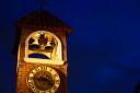 clock, time, fernwood