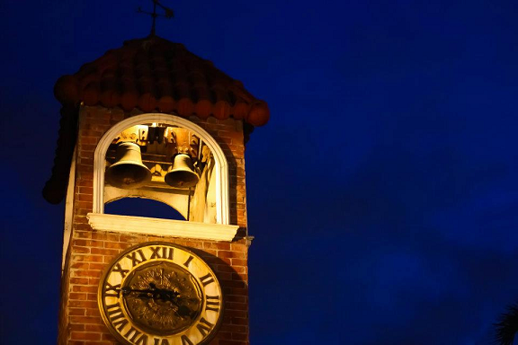 clock, time, fernwood