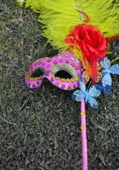 feathered mask, eye mask, masks, masquerade