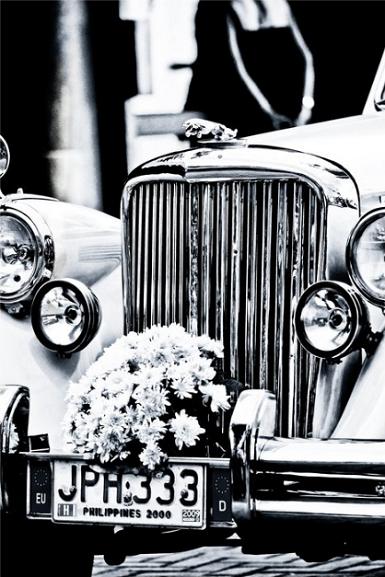 bridal car, wedding, jaguar, wedding ceremony, wedding day, marriage, husband, wife, bride, groom