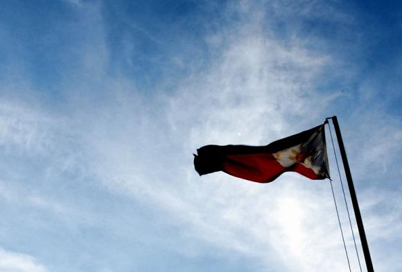 Manila, Flag, Philippines,Sky, Freedom, Corona Conviction