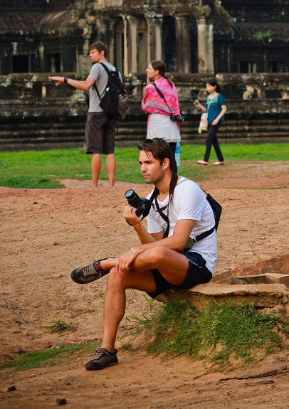 angkor wat, cambodia, tourist, traveler, photographer