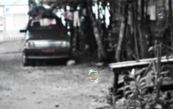 bubble, float, blowing bubbles