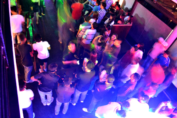 party, bar,
